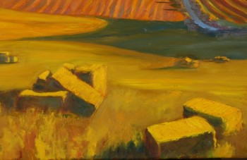 Lost in the Gold - Eric Soll - Modern Expressionism