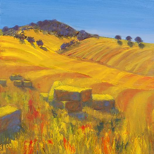 Haybales - Eric Soll