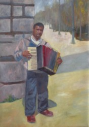 Eric Soll - The Accordian Player