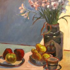 Eric Soll - Pears and Apples
