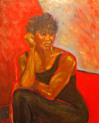 Study in Red - Eric Soll